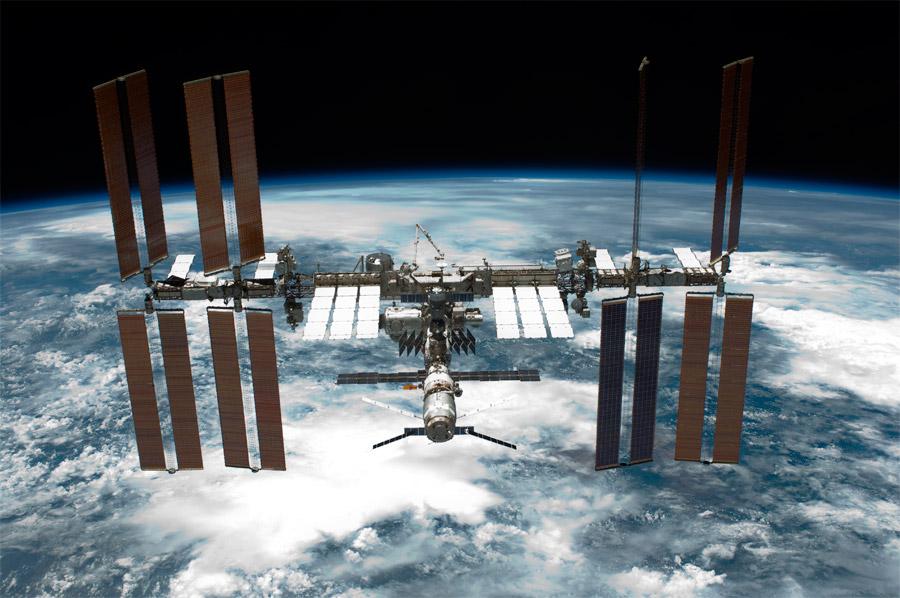 ISS [Fonte: NASA]